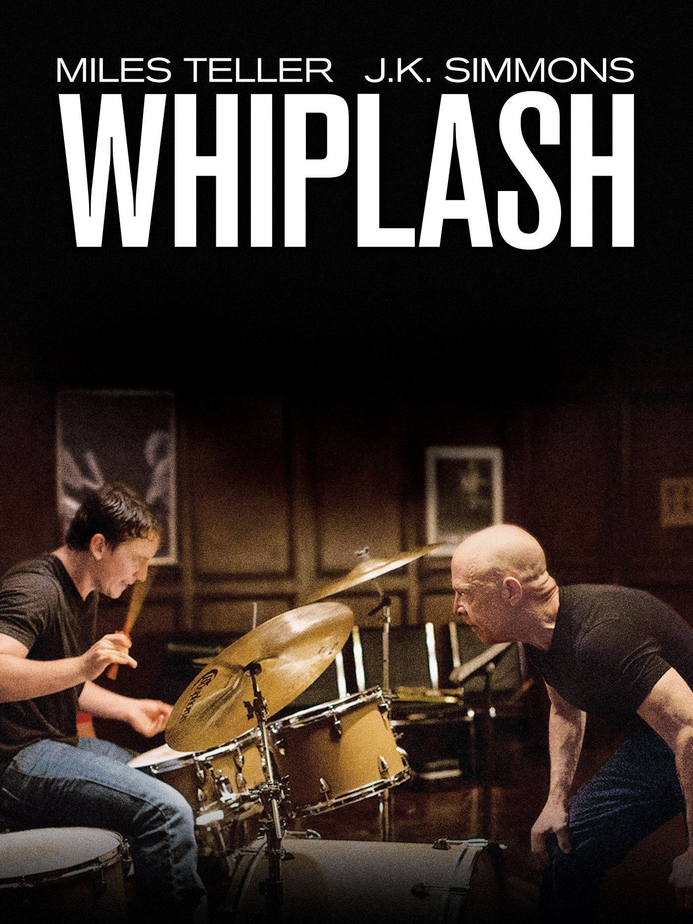 Whiplash on Amazon Prime Video UK