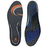 Sof Sole Women's Airr Full Length Performance Gel Shoe Insole, Women's Size 5-7.5 (Color: Black, Tamaño: Women's 5-7.5)