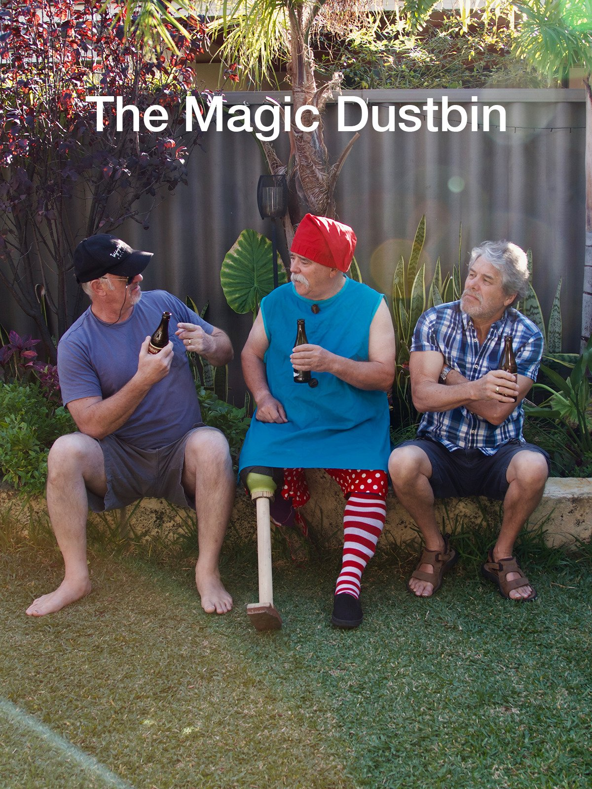 The Magic Dustbin