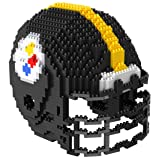 Pittsburgh Steelers 3D Brxlz - Helmet (Color: Team Color, Tamaño: One Size)