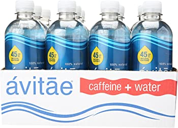 12-Pack Avitae 16.9 Oz 45 Mg Caffeinated Water