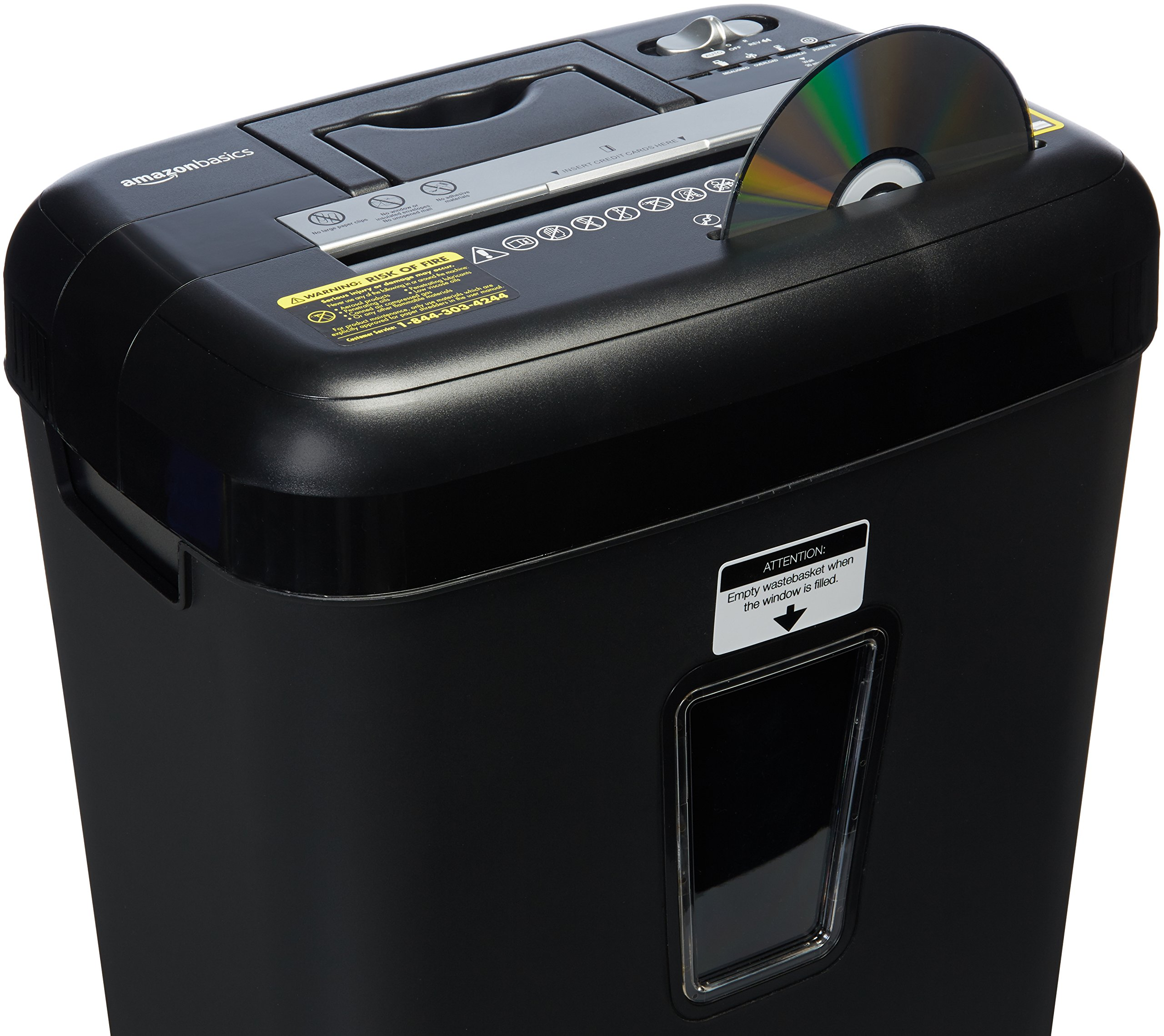 Cross Cut Paper Shredder