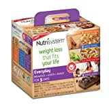 Nutrisystem® Everyday 5 Day Weight Loss Kit (1)