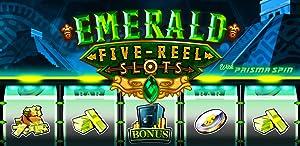 Emerald 5-Reel Classic Slots from Rocket Games, Inc.