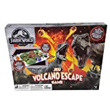 Cardinal Industries 6044456 Jurassic World Volcano Escape Game, Multicolor (Color: Multicolor)