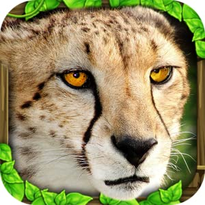 Cheetah Simulator from Gluten Free Games