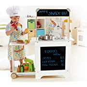 Hape Playfully Delicious Cook n Serve Kitchen