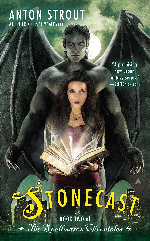 Stonecast book cover