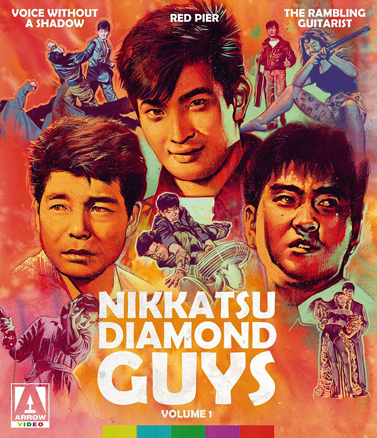Nikkatsu Diamond Guys (Vol 1)