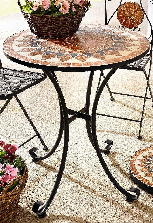 Metall-Tisch Mosaik jetzt kaufen