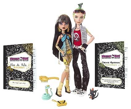 Cleo De Nile and Deuce Gorgon Giftset