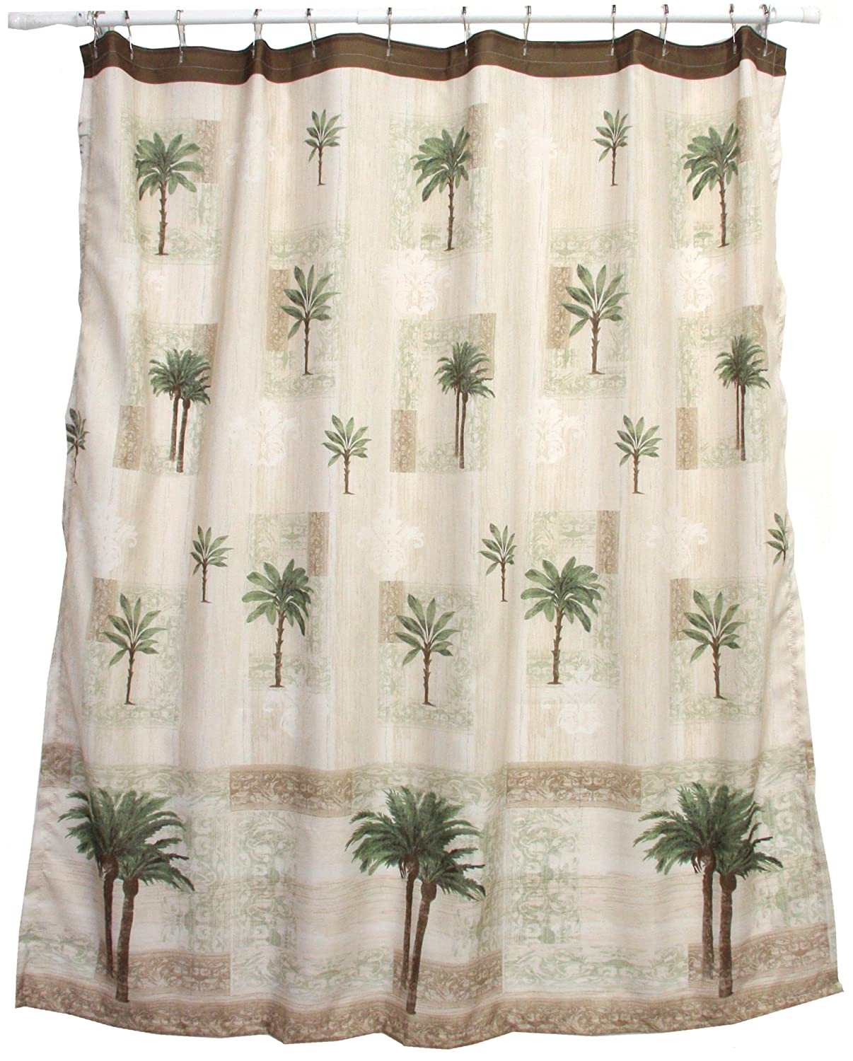 Tropical Shower Curtains Reviews