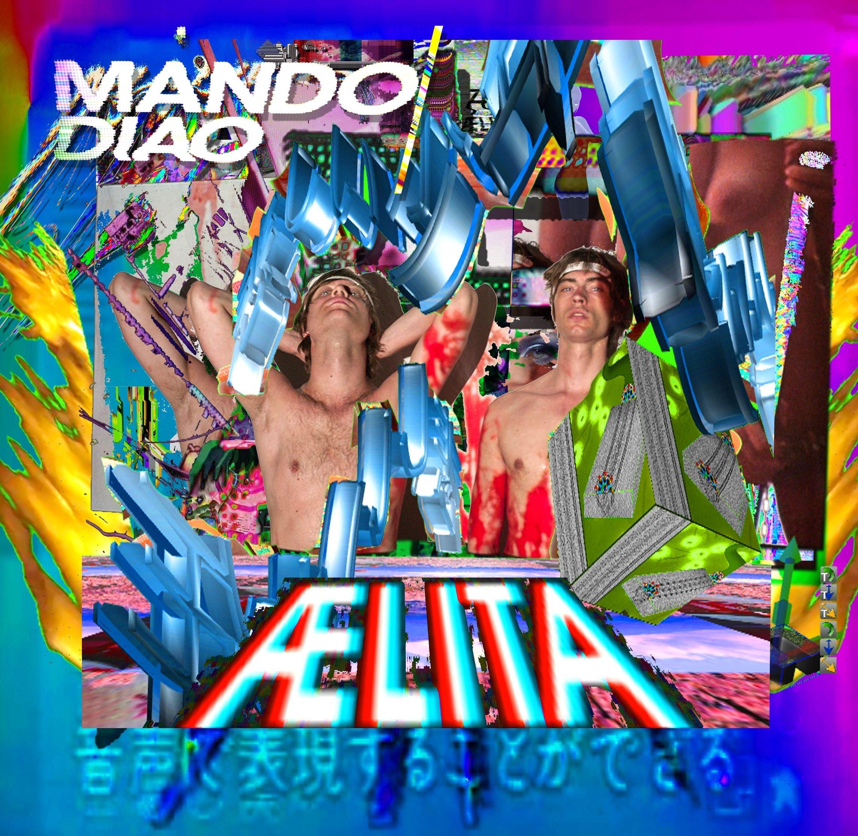 Mando Diao: AElita (2014) [Limited Edition] [High Fidelity Pure Audio Blu-Ray Disc]