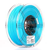 eSUN 1.75mm Light Blue PLA PRO (PLA+) 3D Printer Filament 1KG Spool (2.2lbs), Light Blue (Color: Light Blue)