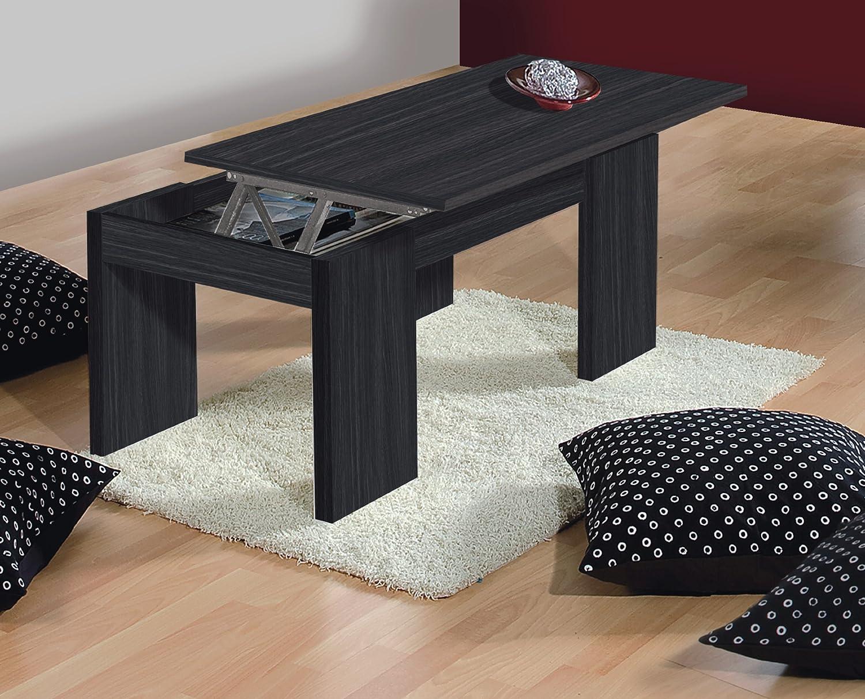 Sencilla y barata mesa de centro elevable