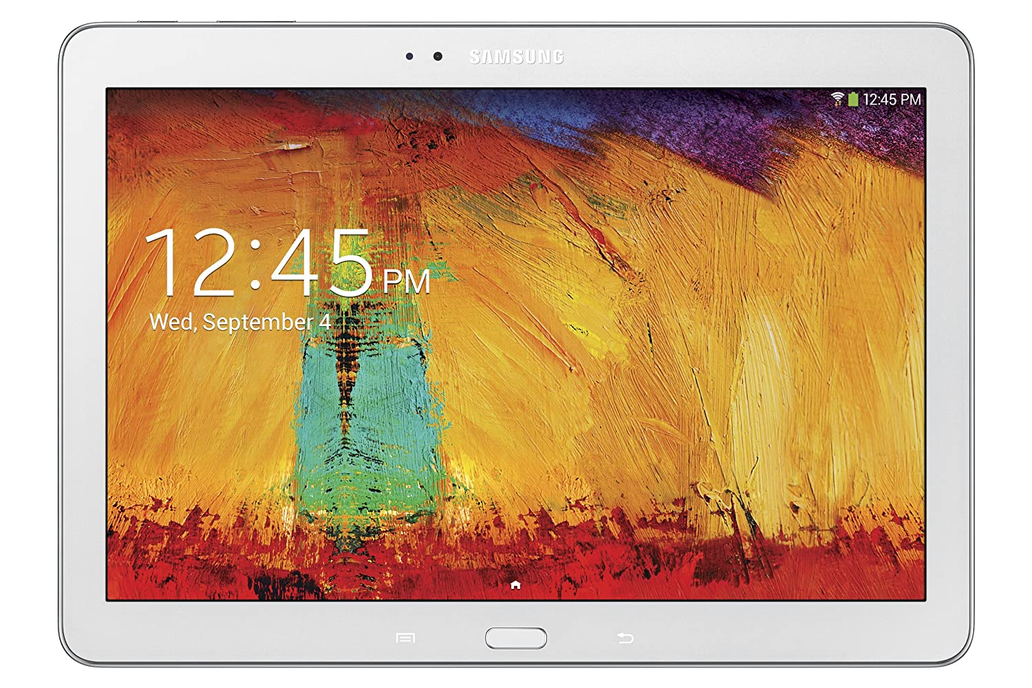 Samsung Galaxy Note 10.1 2014 Edition (16GB, White) +$50 GC