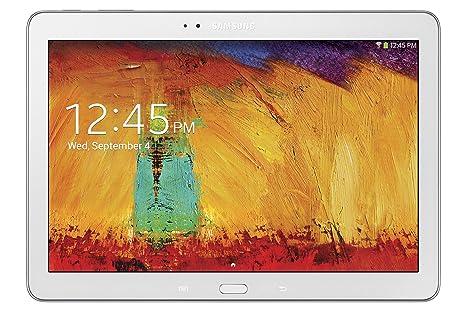 "Samsung Galaxy Note 10.1 Edition 2014 - SM-P600 - Tablette Tactile 10,1"" Quad Core 1,9 GHz 16 Go Wi-Fi Blanc"