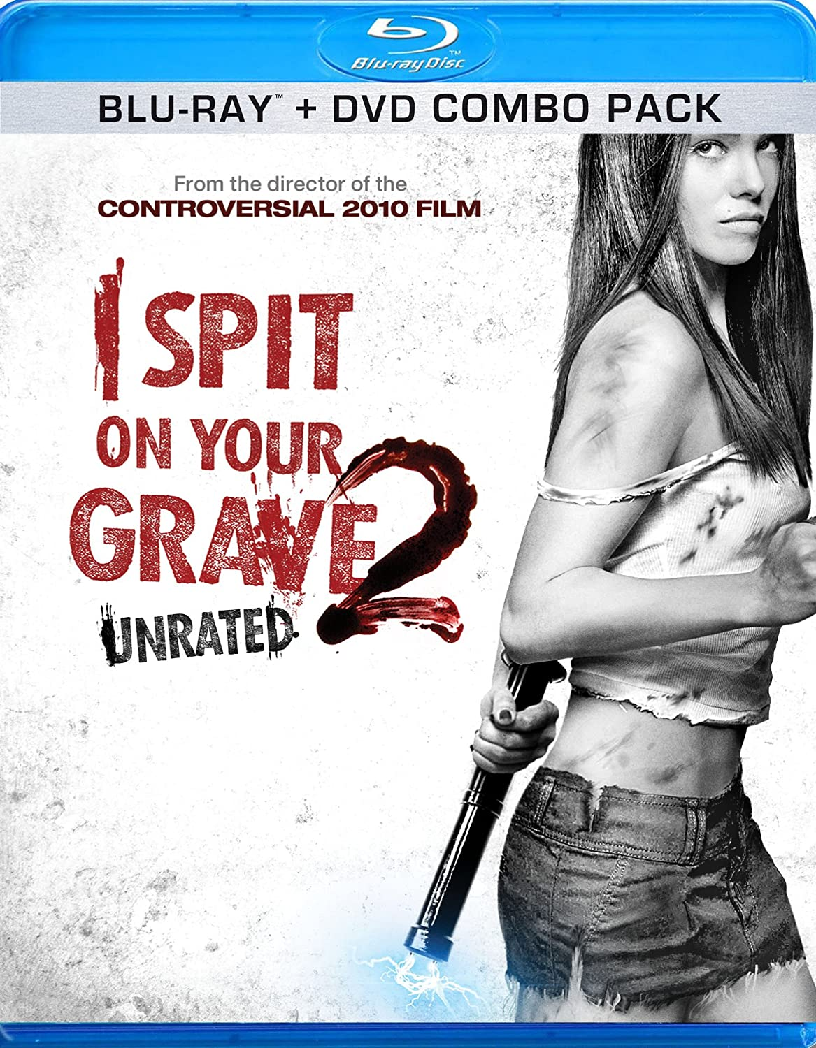 I Spit on Your Grave 2 [Blu-ray] - Blu-ray