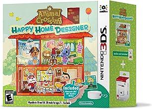 Animal Crossing Happy Home Designer Bundle - Nintendo 3DS