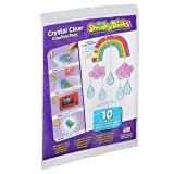 Shrinky Dinks Creative Pack 10 Sheets Crystal Clear (Tamaño: Basic pack)