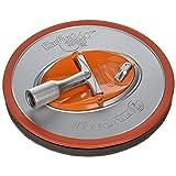 Full Circle International Inc. R360 Radius360 Sanding Tool with Interchangeable Center Hub 9-Inch Round (Tamaño: 1-Pack)