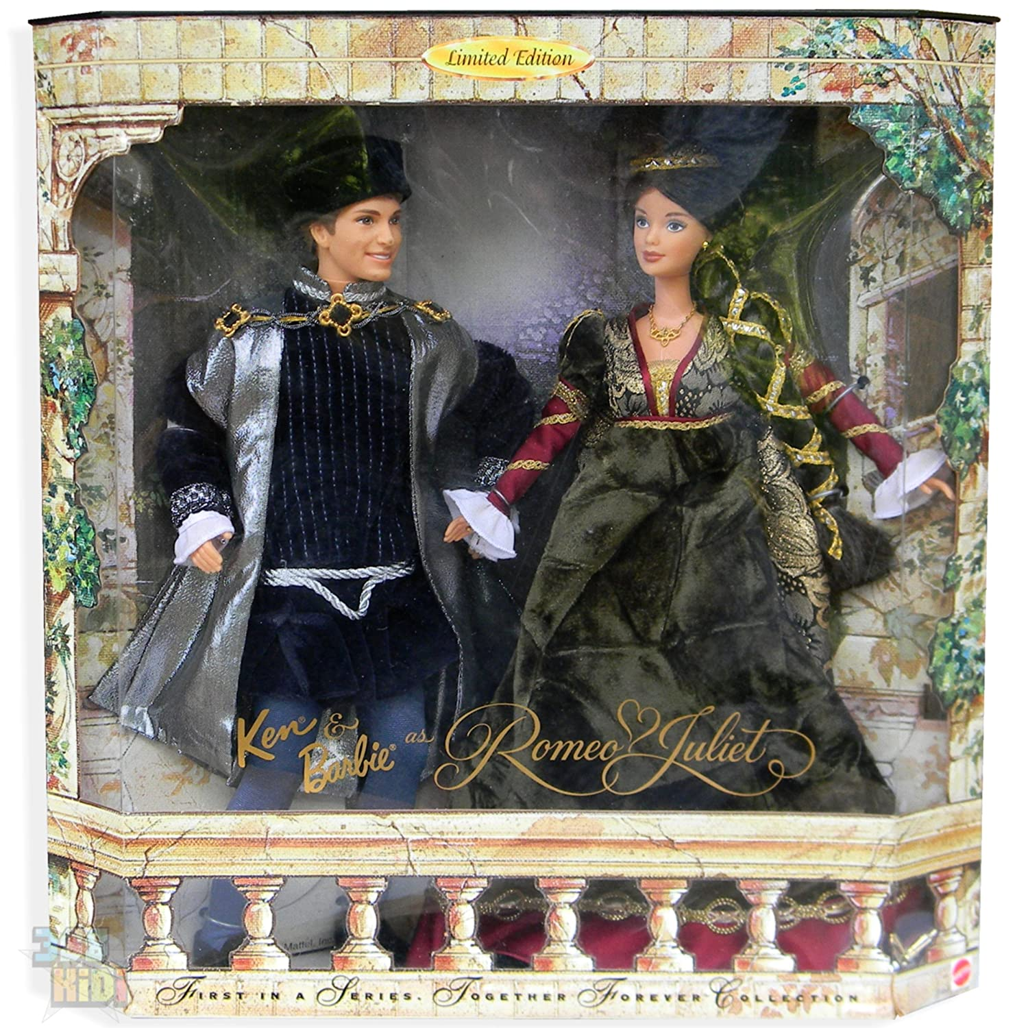 Ken and Barbie as Romeo and Juliet NRFB online kaufen