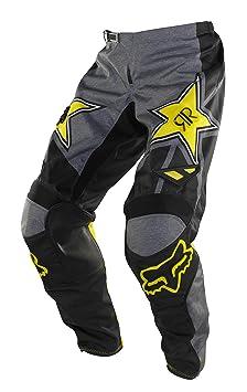 FOX - Pantalon moto cross Fox 180 ROCKSTAR 2014 - Taille: 30 - Couleur: Gris