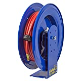 Coxreels EZ-E-LP-450 Safety Series Spring Rewind Hose Reel for air/water: 1/2