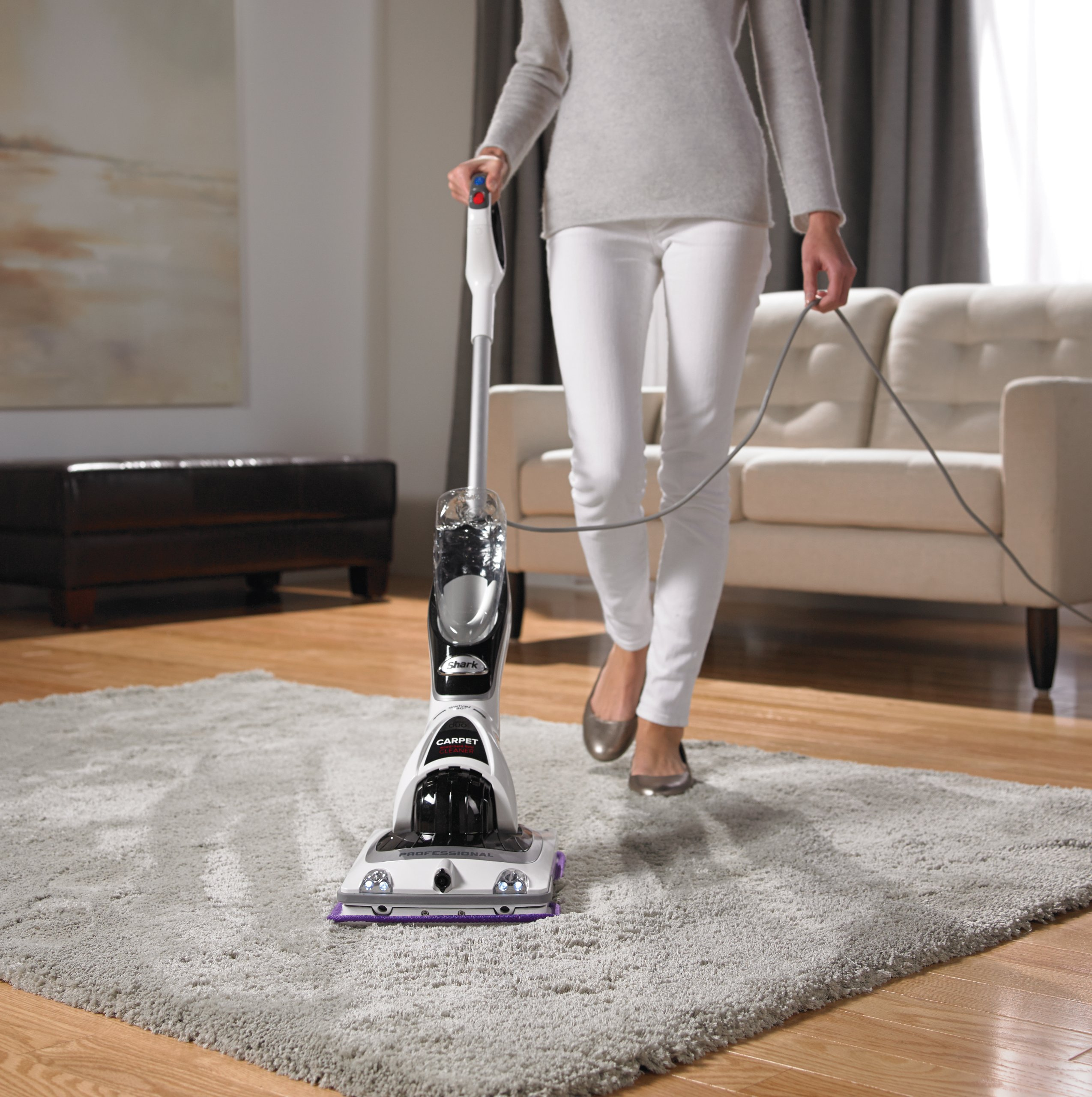 Shark Sonic Duo Carpet And Hard Floor Cleaner Zz550 Ebay