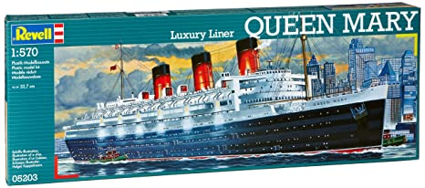 Revell - Maquette - Queen Mary - Echelle 1:570