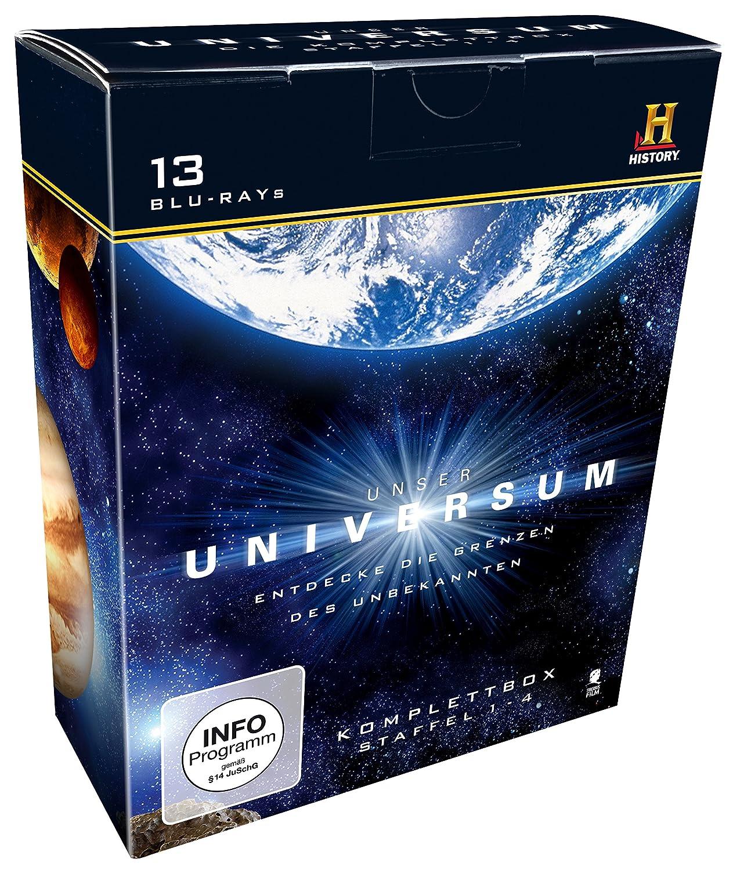 Amazon Universum Blu-Ray