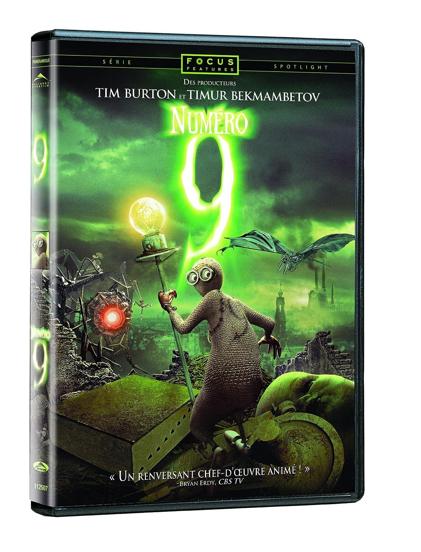 9 movie tim burton dvd 2009 brand new ebay