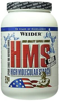 Weider HMS High Molecular Starch, 1er Pack (1 x 2 kg)