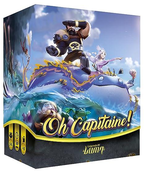 Legends of Luma - Oh Capitaine !
