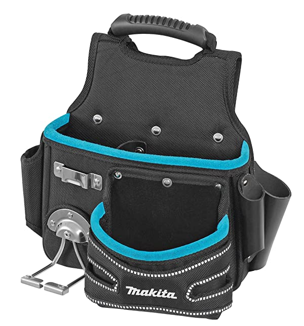 Makita P-71744 General Purpose Carry Pouch Tool Pocket Accessory Holder for Hammer & Carpenter's Tool
