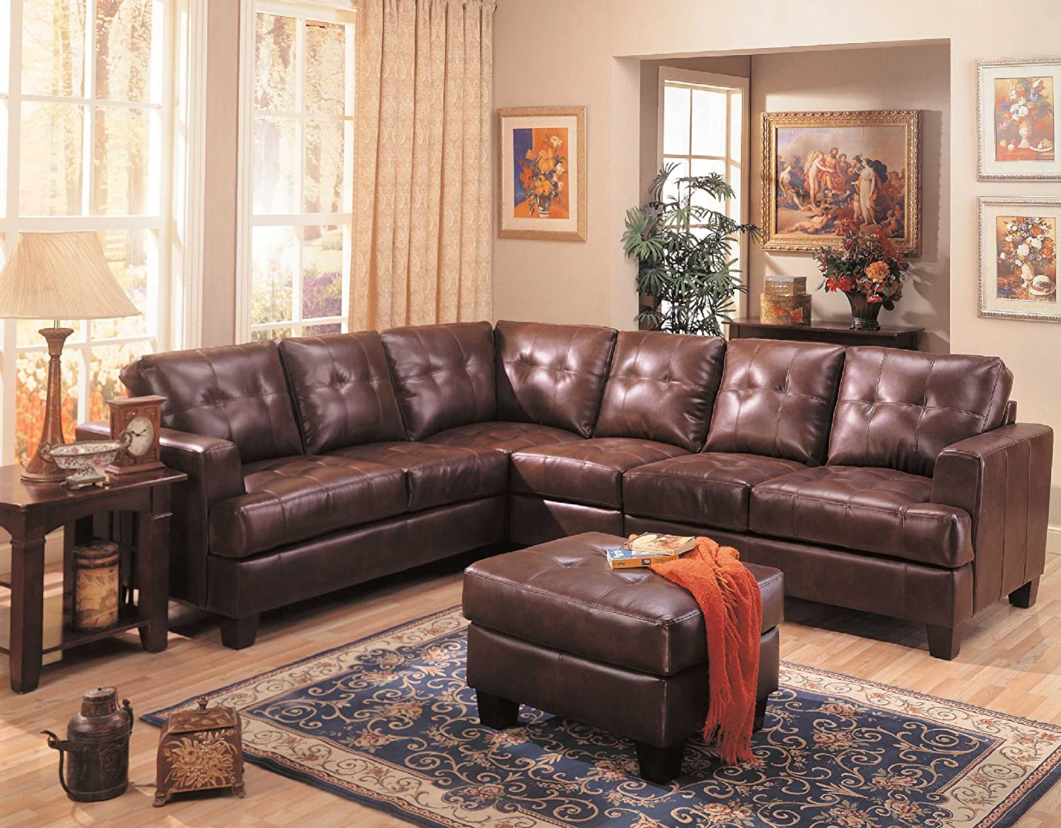Samuel Sectional by Coaster