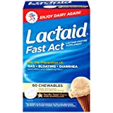LACTAID Fast Act Chewables Vanilla Twist 60 ea