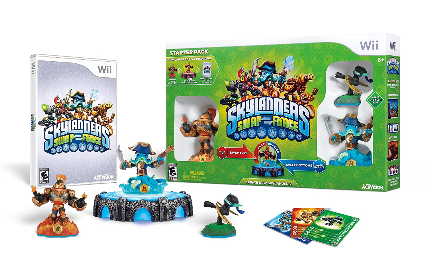 Skylanders SWAP ForceSeries