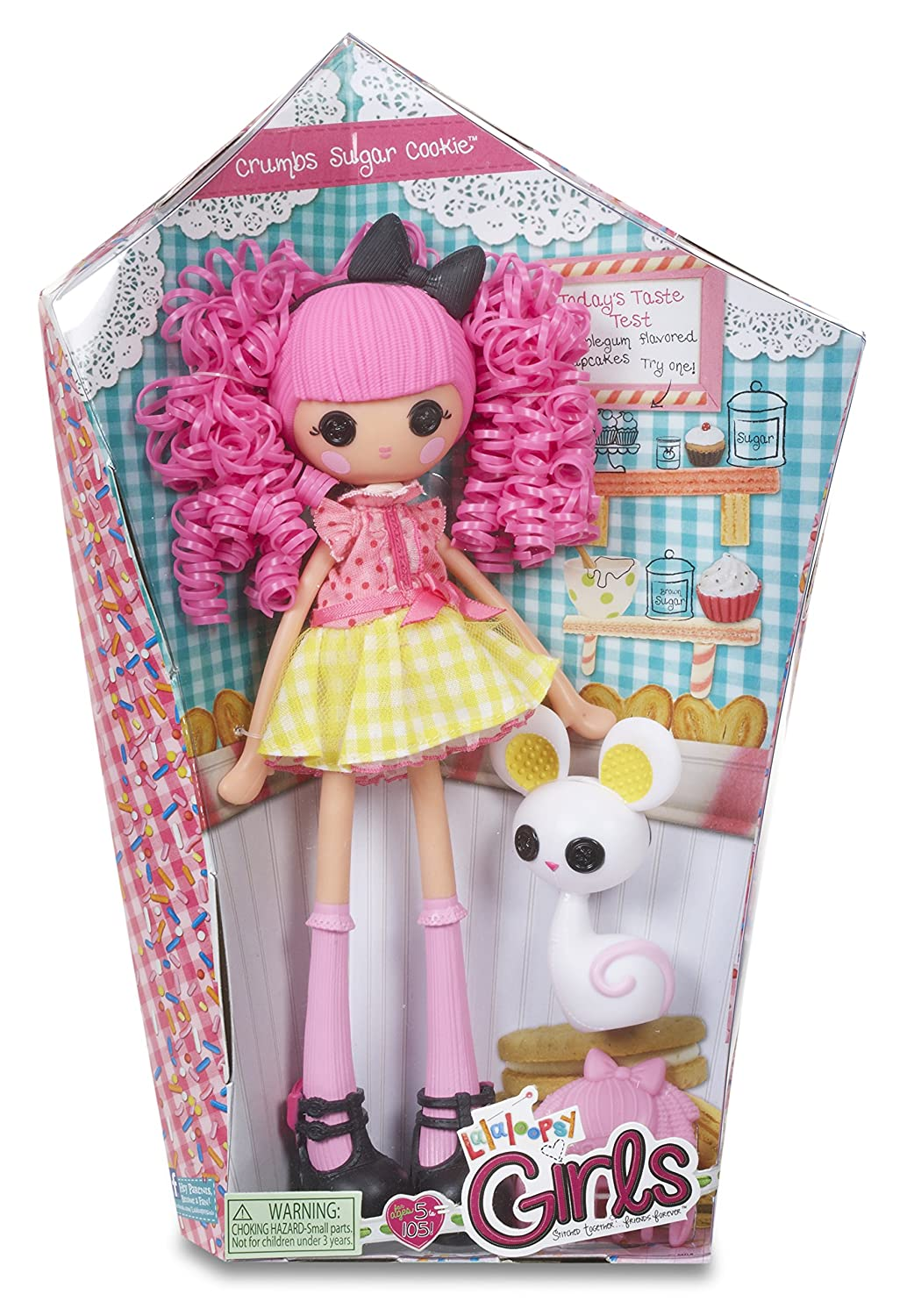 Lalaloopsy Girls Crumbs Sugar Cookie Girls Crumbs Sugar Cookie