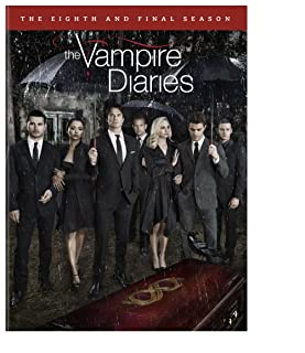 Book Cover: The Vampire Diaries: The Complete Eighth and Final Season