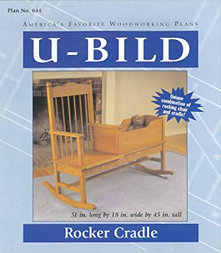 Rocking Chair Cradle Combo Plans Plans Diy Free Download