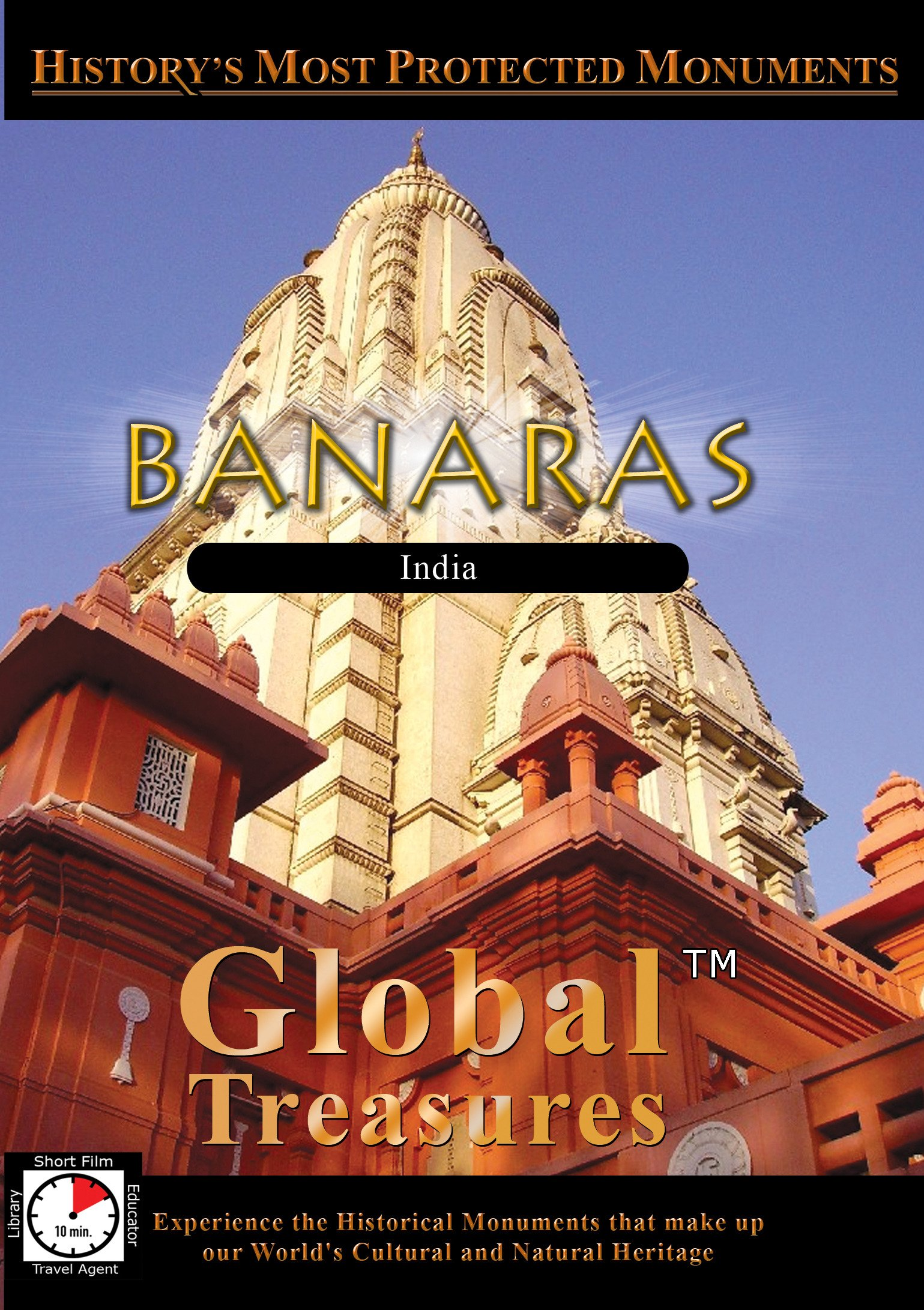 Global Treasures - Banaras, India on Amazon Prime Video UK