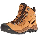 KEEN Utility Men's Pittsburgh Industrial & Construction Shoe, Wheat, 12 D US (Color: Wheat, Tamaño: 12 M US)