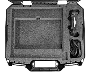 Case Club Playstation 4 / PS4 Slim Carry Case (Color: BLACK)