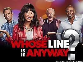 Whose Line Is It Anyway?: Season 11 [HD]