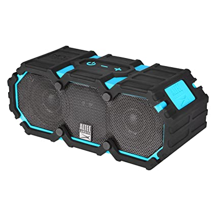 Altec Lansing LifeJacket 2 IMW577 Bluetooth Speaker (Aqua Blue) at amazon