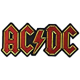 Application AC/DC - Logo Oversized Patch (Color: Multi-colored, Tamaño: 2