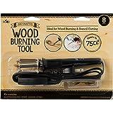 Plaid wood burning and stencil cutting tool, 30725E