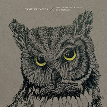 Needtobreathe – Live from the Woods at Fontanel (2 CD)