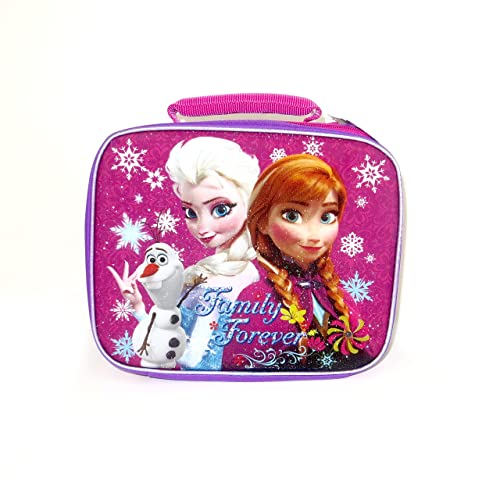 Disney Frozen Lunch Kit Purple